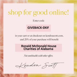 Kendra Scott Shop Online for good logo