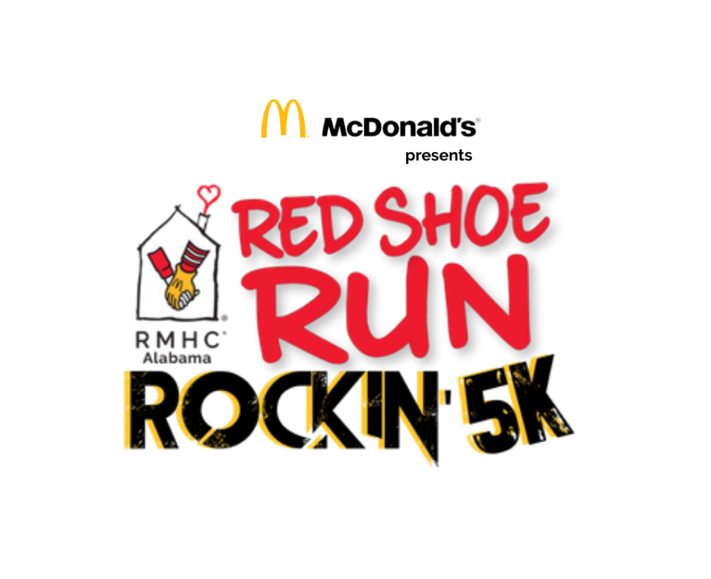 Red Shoe Run logo